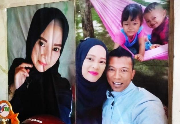 Satu keluarga di Ciawi yang meninggal akibat tanah longsor/ist