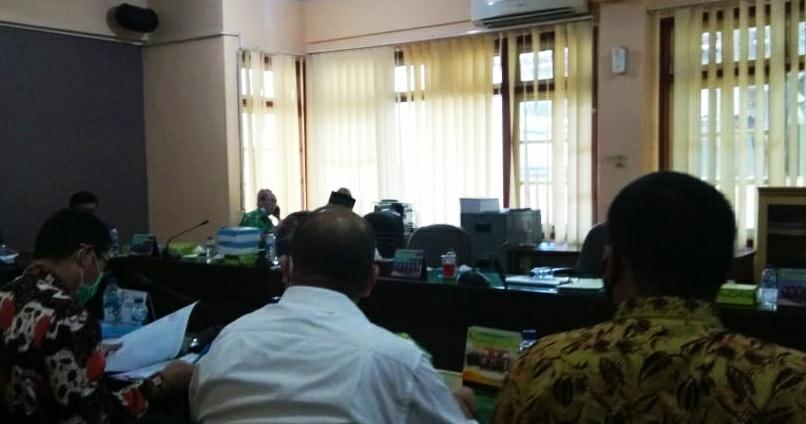Rapat Kerja Komisi B dengan PT BBS/jarwati