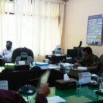 Hering di ruang Komisi C DPRD dengan PT Pertamina EP Aset 4 Flied Sukowati/jarwati,